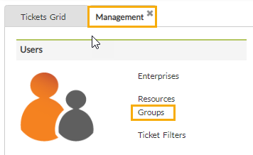 Manage security groups