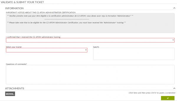 How to get C2 ATOM certified?   C2 Enterprise